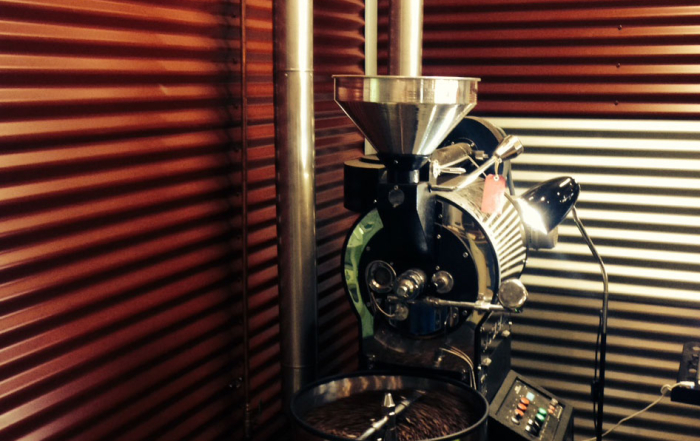 Coffee Bean Roaster Install – Gas Fitting